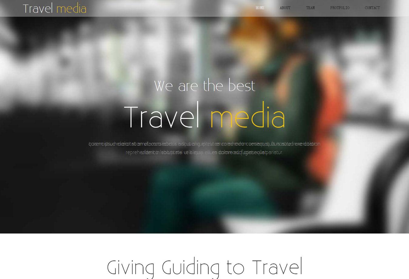 南昌网站建设旅游电视台网站免费模板案例图片
