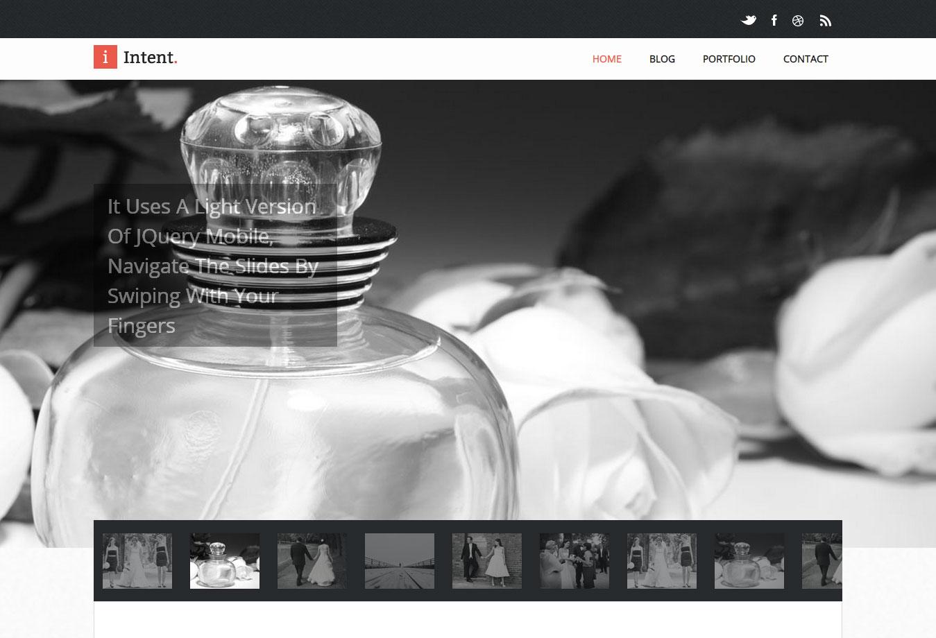 南昌网站建设个人婚礼免费模板案例图片