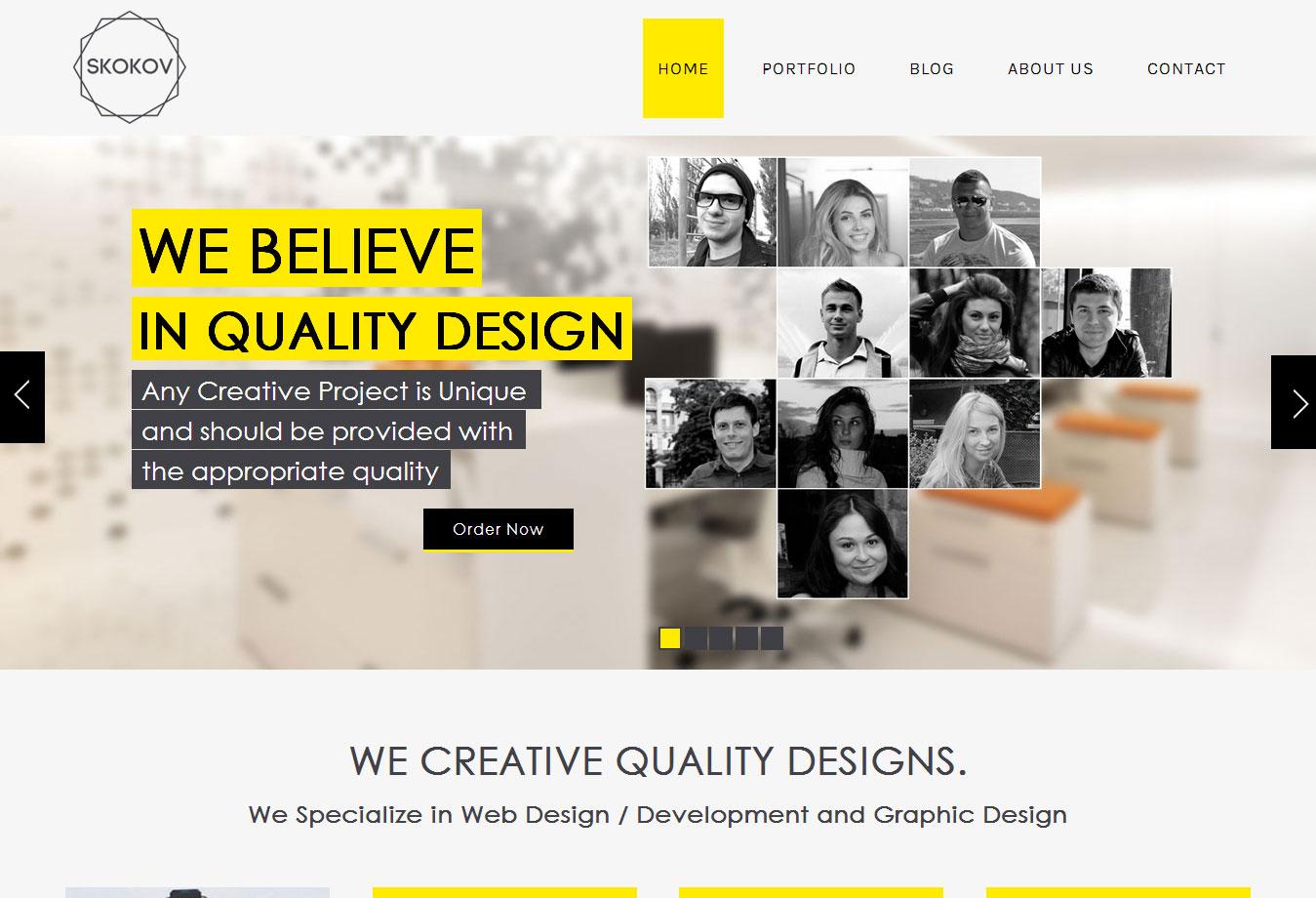 南昌网站建设艺术设计网站免费模板案例图片